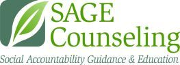 SAGE  Counseling Logo